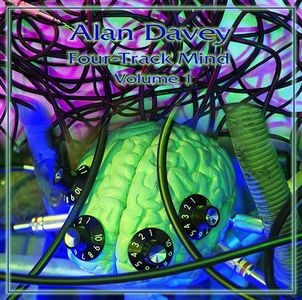 Alan Davey Four-Track Mind - Volume 1 album cover