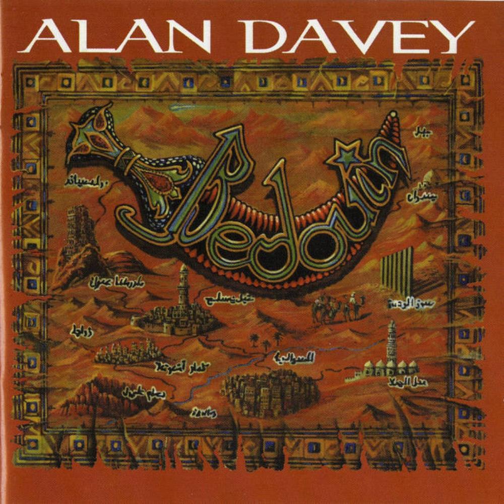 Bedouin by DAVEY, ALAN album cover