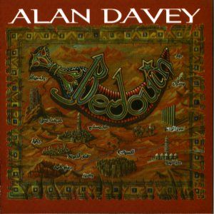 Alan Davey Bedouin album cover