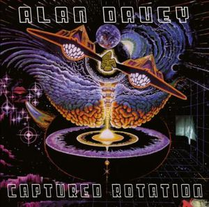 Alan Davey Captured Rotation album cover