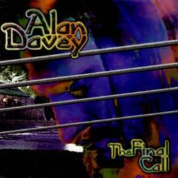 Alan Davey The Final Call album cover