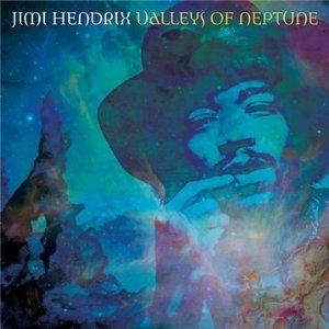Jimi Hendrix - Valleys Of Neptune CD (album) cover