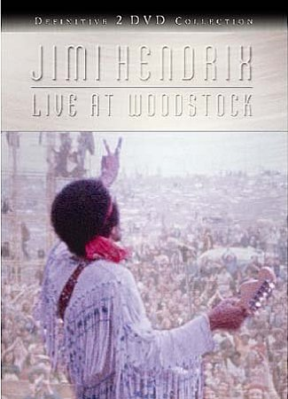 Jimi Hendrix Jimi Hendrix - Live at Woodstock album cover