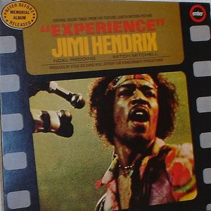 Jimi Hendrix - Experience CD (album) cover
