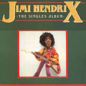 Jimi Hendrix - The Singles Album CD (album) cover