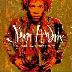 Jimi Hendrix - The Ultimate Experience CD (album) cover