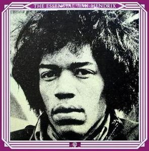 Jimi Hendrix - The Essential Jimi Hendrix (Vol. 1) CD (album) cover