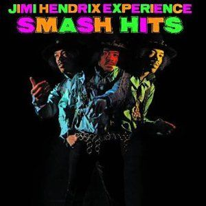 Jimi Hendrix Smash Hits album cover