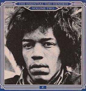 Jimi Hendrix - The Essential Jimi Hendrix (Vol. 2) CD (album) cover