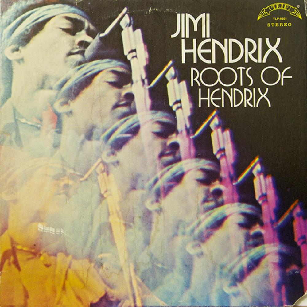 Jimi Hendrix - Roots Of Hendrix CD (album) cover