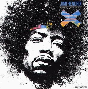 Jimi Hendrix Kiss the Sky album cover