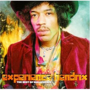 Experience Hendrix: The Best of Jimi Hendrix by HENDRIX, JIMI album cover