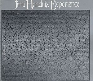 Jimi Hendrix - The Peel Sessions CD (album) cover
