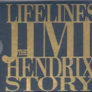 Jimi Hendrix Lifelines: The Jimi Hendrix Story album cover