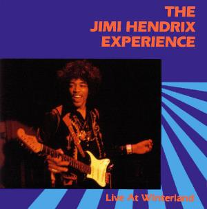 Jimi Hendrix - Live at Winterland CD (album) cover