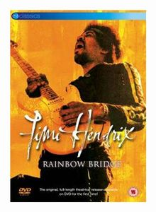 Jimi Hendrix Rainbow Bridge album cover