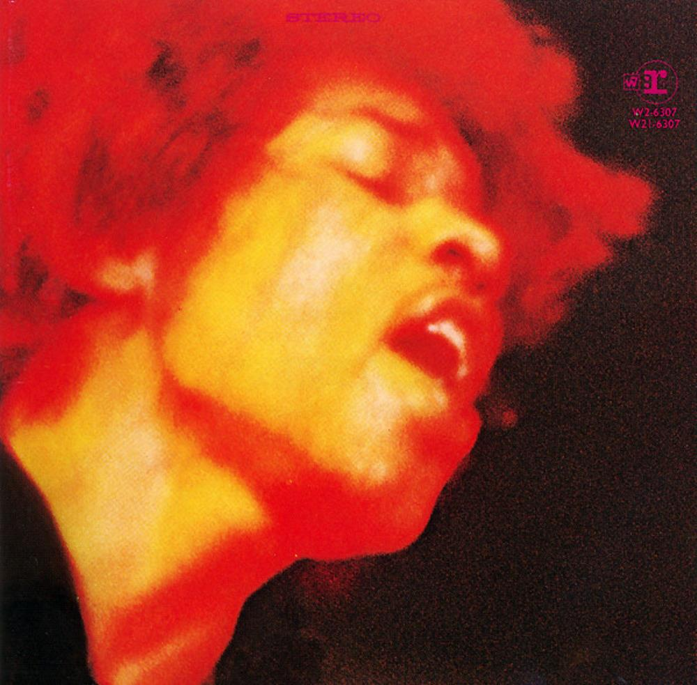 Jimi Hendrix - The Jimi Hendrix Experience: Electric Ladyland CD (album) cover