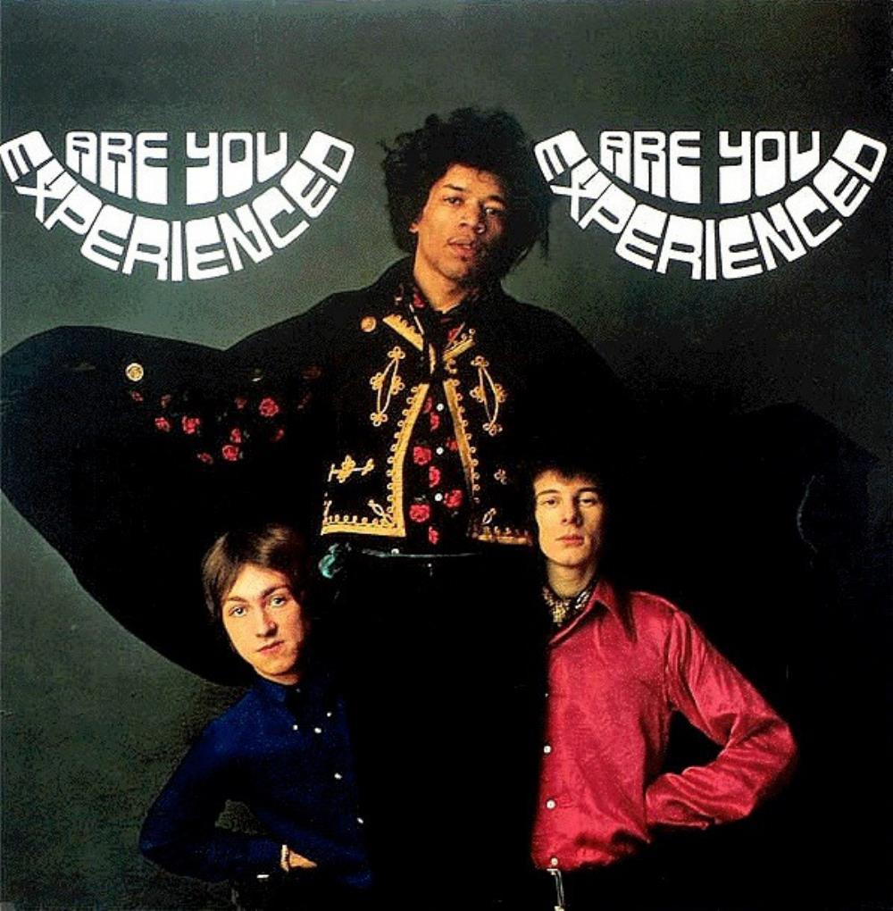 Jimi Hendrix The Jimi Hendrix Experience: Are You Experienced album cover