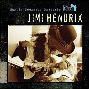 Jimi Hendrix Martin Scorsese Presents the Blues: Jimi Hendrix album cover