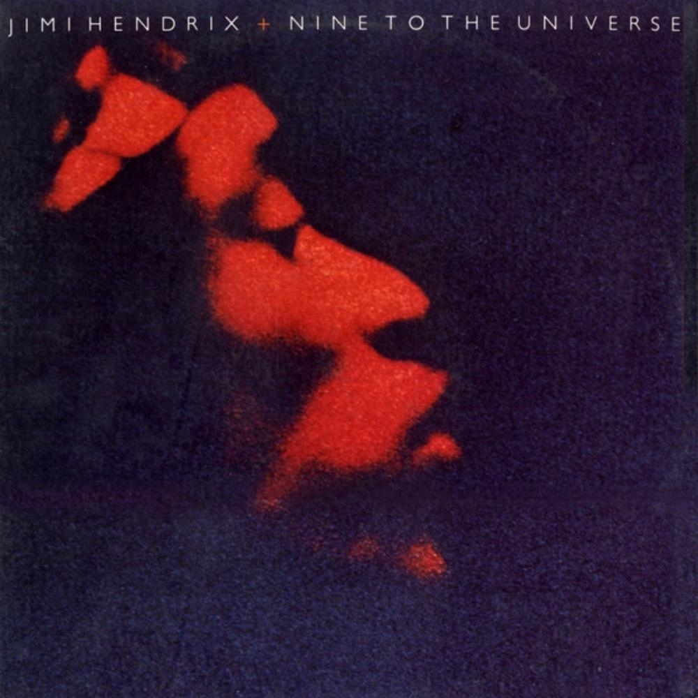 Jimi Hendrix Nine To The Universe album cover