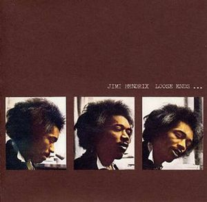 Jimi Hendrix - Loose Ends CD (album) cover