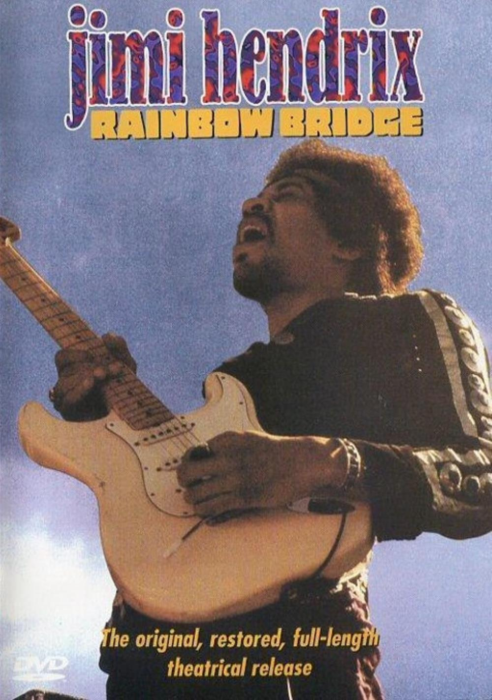 Jimi Hendrix - Rainbow Bridge CD (album) cover