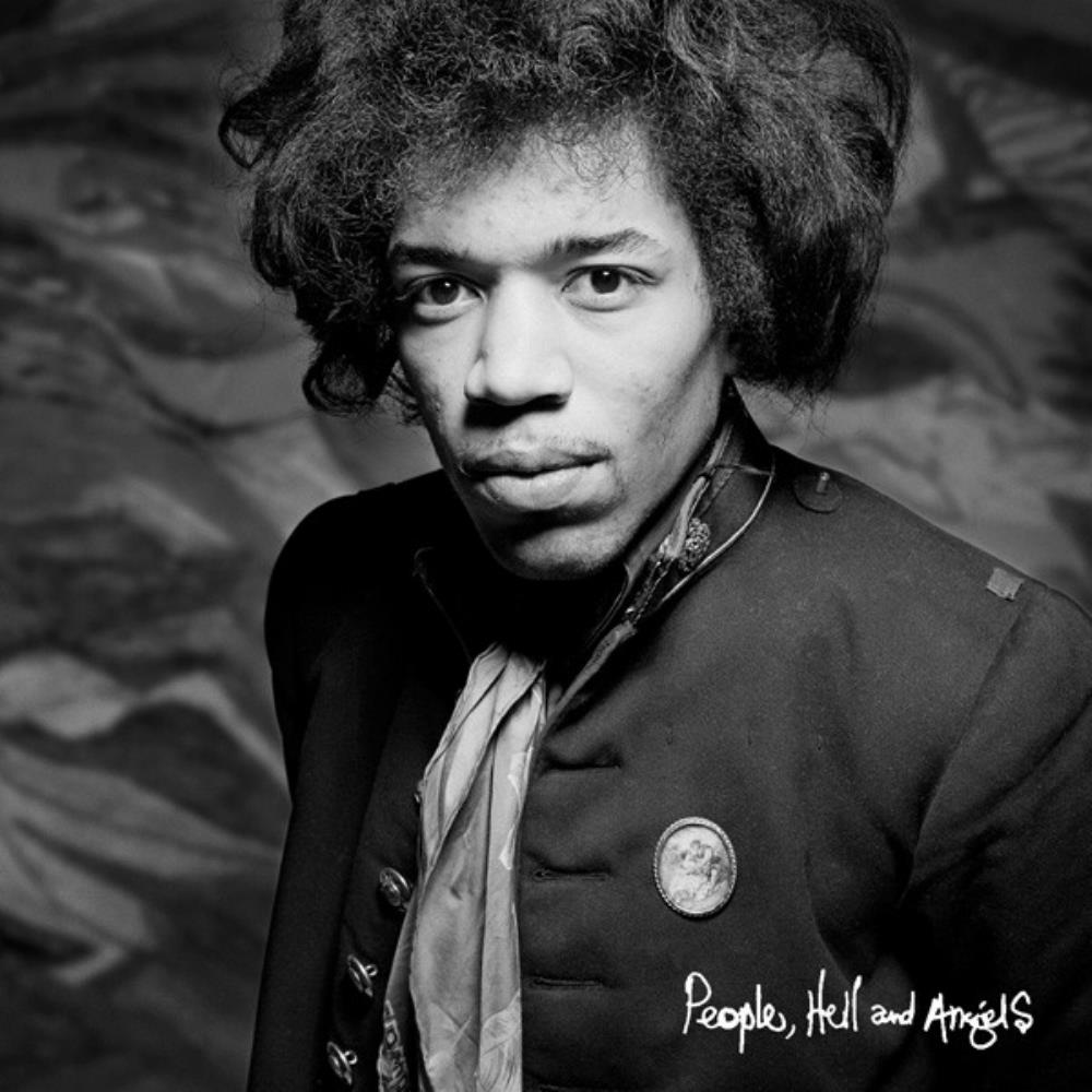 Jimi Hendrix - People, Hell And Angels CD (album) cover