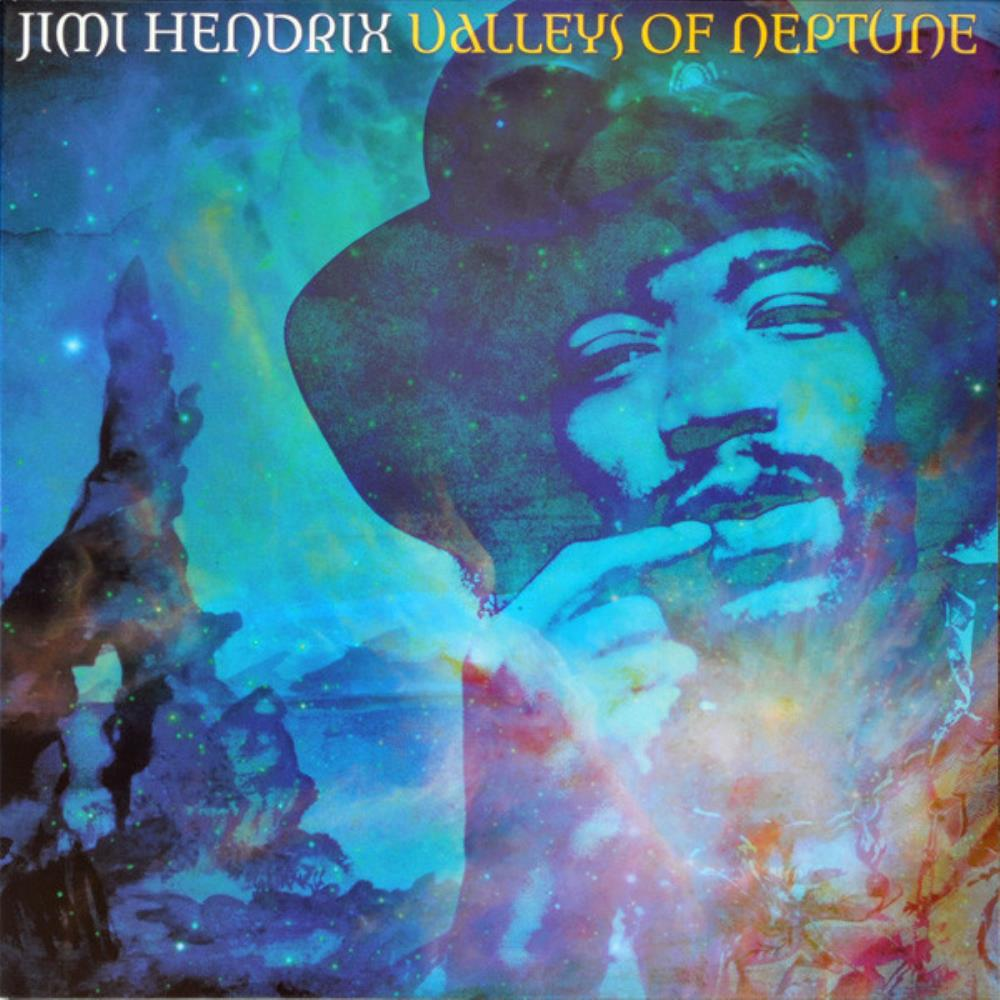 Valleys Of Neptune by HENDRIX, JIMI album cover