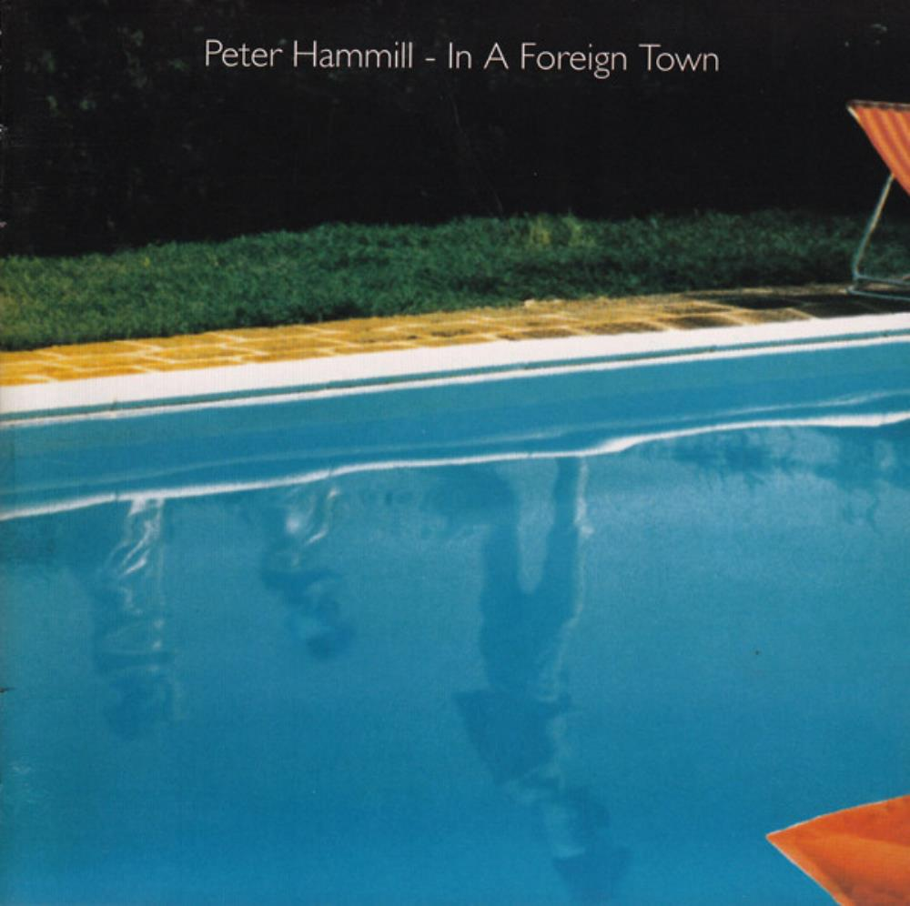 Peter Hammill - In A Foreign Town CD (album) cover