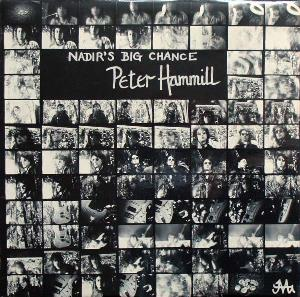 Peter Hammill - Nadir's Big Chance CD (album) cover