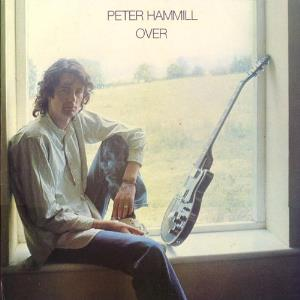 Peter Hammill - Over CD (album) cover
