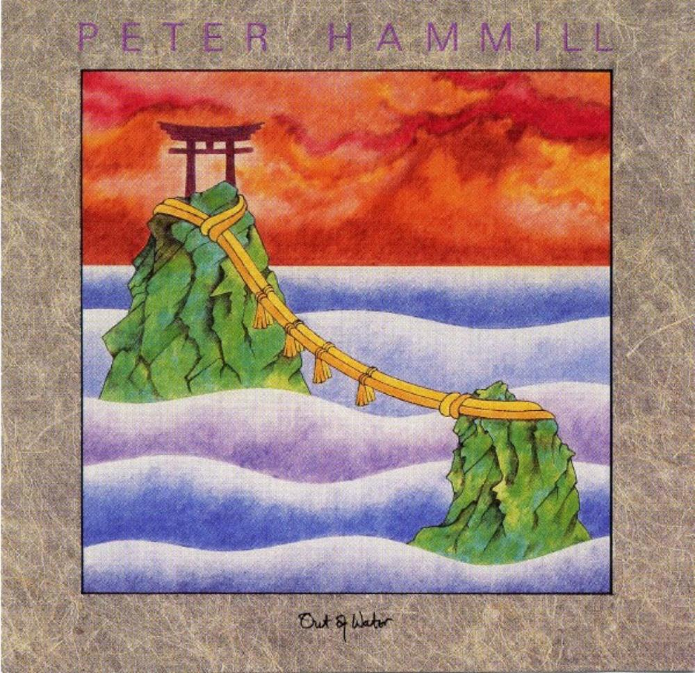 Peter Hammill - Out Of Water CD (album) cover
