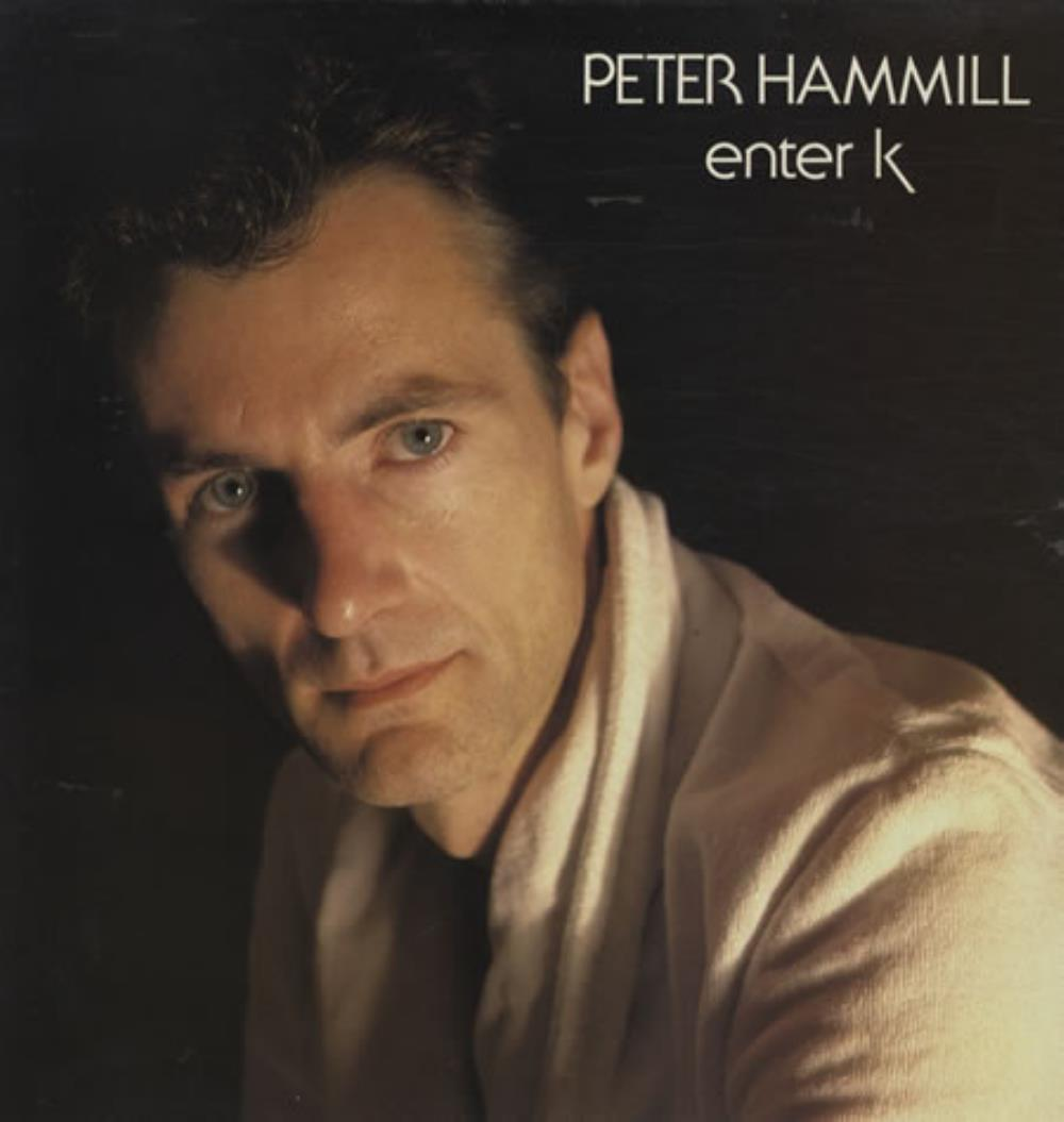Peter Hammill Enter K album cover
