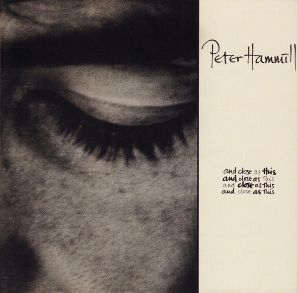 Peter Hammill - And Close As This CD (album) cover