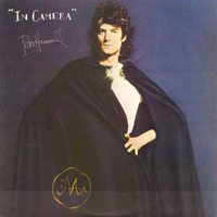 Peter Hammill - In Camera CD (album) cover