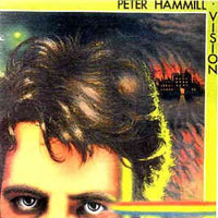 Peter Hammill Vision album cover
