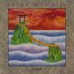 Peter Hammill Out of Water album cover