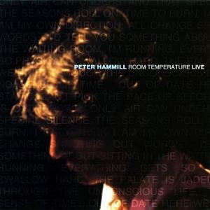 Peter Hammill Room Temperature Live album cover
