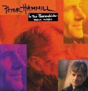 Peter Hammill - In The Passionskirche - Berlin MCMXCII CD (album) cover