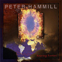 Peter Hammill Roaring Forties album cover