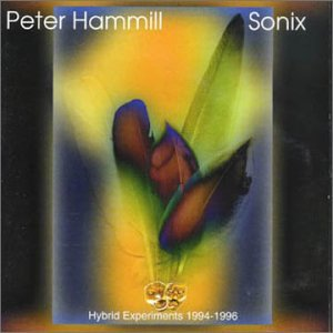 Peter Hammill Sonix album cover