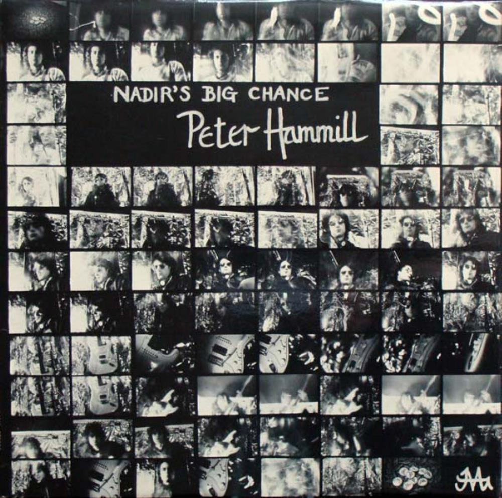 Peter Hammill Nadir's Big Chance album cover