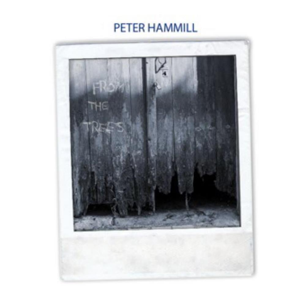From The Trees by HAMMILL, PETER album cover