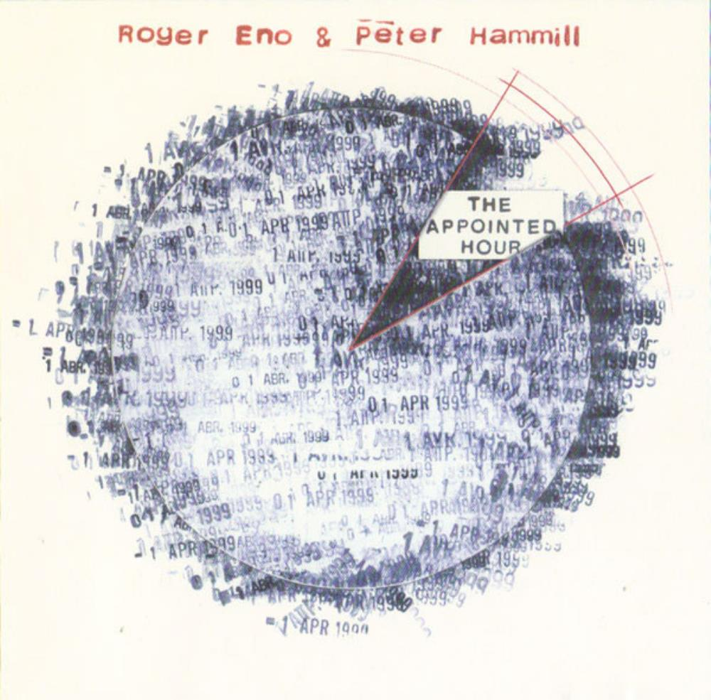 Peter Hammill - Roger Eno & Peter Hammill: The Appointed Hour CD (album) cover