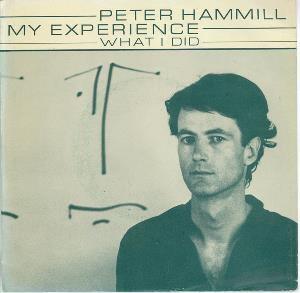 My Experience by HAMMILL, PETER album cover