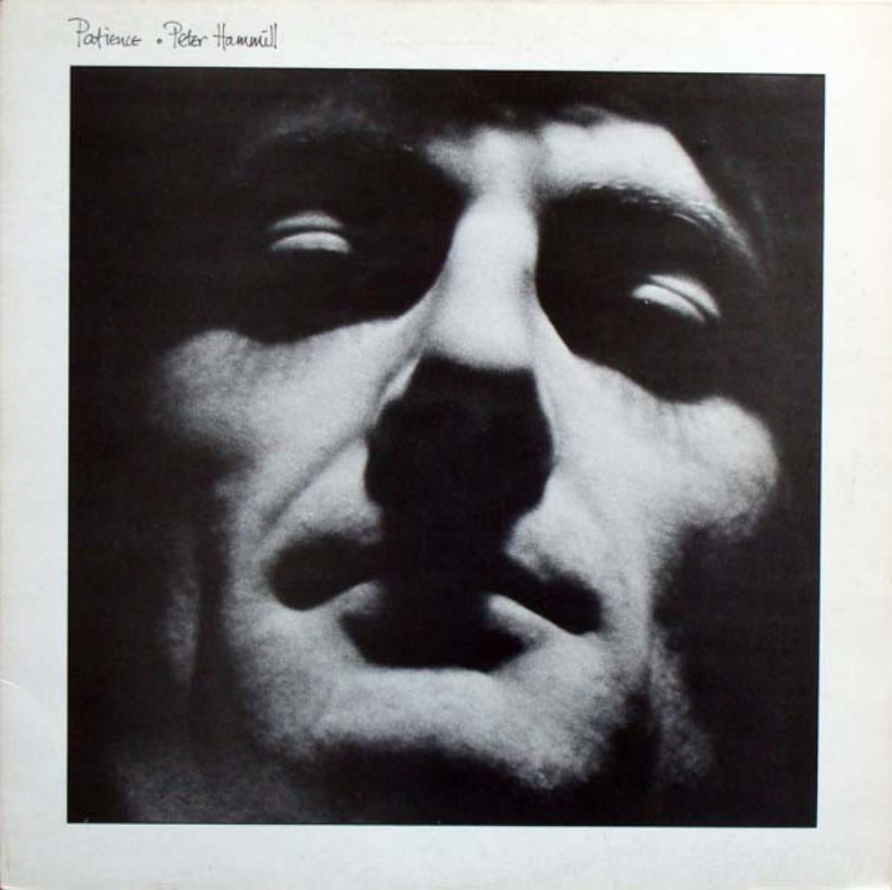 Peter Hammill - Patience CD (album) cover