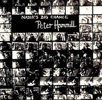 Peter Hammill Nadirs Big Chance album cover