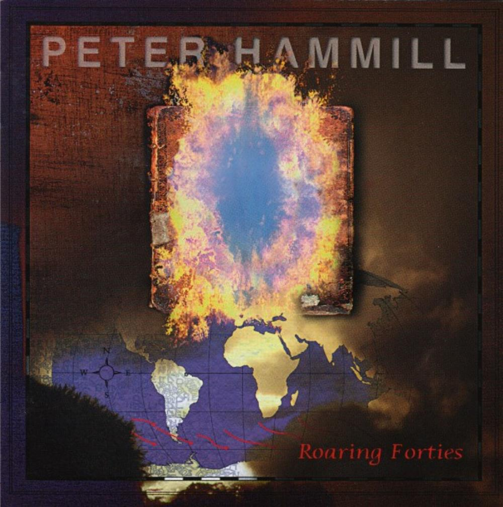 Roaring Forties by HAMMILL, PETER album cover