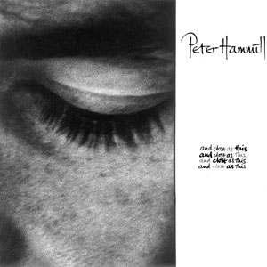 Peter Hammill And Close as This album cover