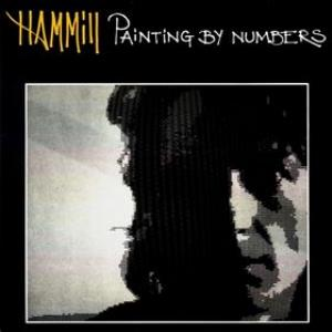Peter Hammill Painting by Numbers album cover